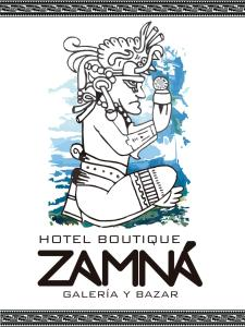 Hotel Zamna, Hotels  Mérida - big - 12