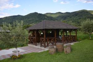 Rustic Argesean, Guest houses  Corbeni - big - 43