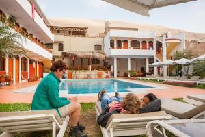 Hotel Curasi, Hotely  Ica - big - 21