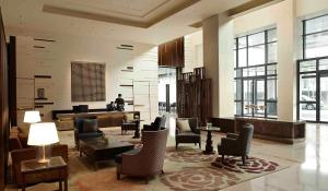 Marriott Executive Apartment Tianjin Lakeview, Aparthotels  Tianjin - big - 16