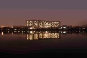 Marriott Executive Apartment Tianjin Lakeview, Aparthotels  Tianjin - big - 27