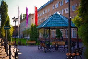 Отель Борисоглебск