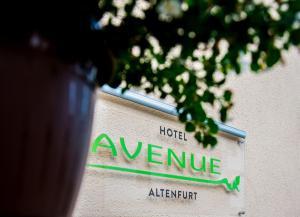 Avenue Altenfurt - Leerstetten