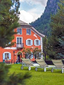 Hotel Steinbock Pontresina - Berninahäuser
