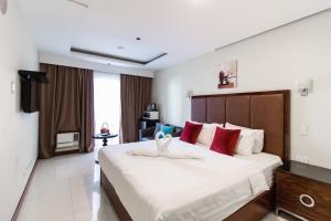 JMM Grand Suites, Apartmanhotelek  Manila - big - 49