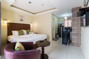 JMM Grand Suites, Apartmanhotelek  Manila - big - 1