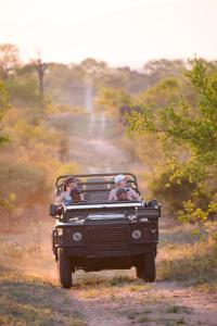 Buffelshoek Tented Camp, Luxusné stany  Manyeleti Game Reserve - big - 7