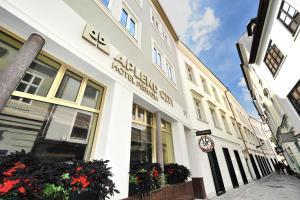 APLEND CITY Hotel Perugia - Bratislava
