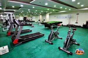 JMM Grand Suites, Apartmanhotelek  Manila - big - 41