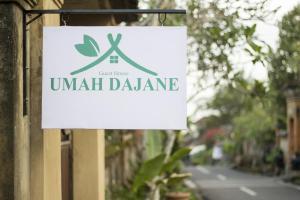Umah Dajane Guest House, Penziony  Ubud - big - 60