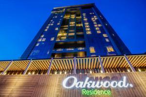 Oakwood Residence Kapil Hyderabad, Aparthotels  Hyderabad - big - 1
