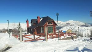 Great Chalet Farellones - Hotel