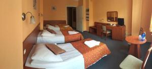 Hotel-Restauracja Spichlerz, Szállodák  Stargard - big - 92