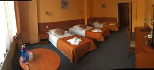 Hotel-Restauracja Spichlerz, Szállodák  Stargard - big - 93