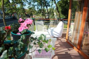 LoveSopot Luxury Terrace Apartment