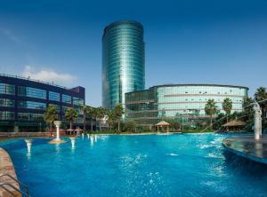 Tian Lai Crown Hotel, Hotels  Chongqing - big - 22