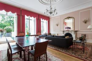 onefinestay - South Kensington private homes III, Апартаменты  Лондон - big - 114