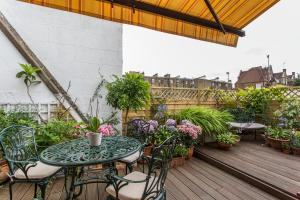 onefinestay - South Kensington private homes III, Апартаменты  Лондон - big - 115