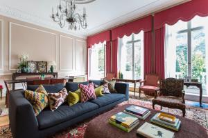 onefinestay - South Kensington private homes III, Апартаменты  Лондон - big - 116