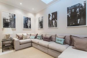 onefinestay - South Kensington private homes III, Апартаменты  Лондон - big - 118