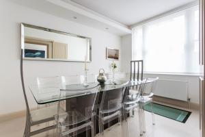 onefinestay - South Kensington private homes III, Апартаменты  Лондон - big - 103