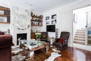 onefinestay - South Kensington private homes III, Апартаменты  Лондон - big - 97