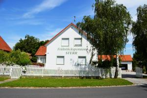 Privát Frühstückspension Sterr Strebersdorf Rakousko