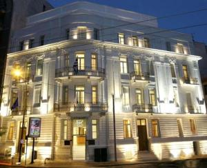 Art Hotel Athens, Отели  Афины - big - 11