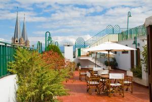 Provincial Plaza Hotel, Hotel  Salta - big - 43