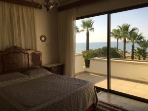 Sandy Beach House 14, Prázdninové domy  Voroklini - big - 24