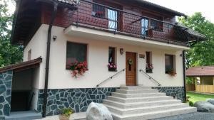 Apartament Apartmány Podkovička Pavčina Lehota Słowacja