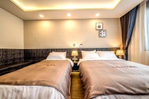 Superior Twin Room with Garden View Seawater Spa Hotel Coza