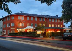 Privathotel Stickdorn, Hotel  Bad Oeynhausen - big - 22