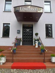 Hotel Löwenhof - Hohendodeleben