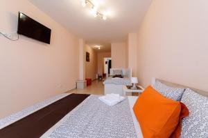 Sandanski Peak Guest Rooms, Penzióny  Sandanski - big - 20