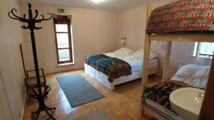 Öxl Guesthouse, Country houses  Búðir - big - 22