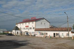 Гостиницы Богородицка