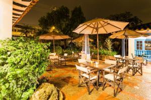 Hotel y Spa Getsemani, Hotel  Villa de Leyva - big - 61