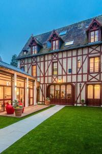 Location gîte, chambres d'hotes Hotel Spa - Au Charme Rabelaisien dans le département Indre et Loire 37