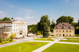 3 hvězdičkový hotel Pałac Brunów Lwówek Śląski Polsko