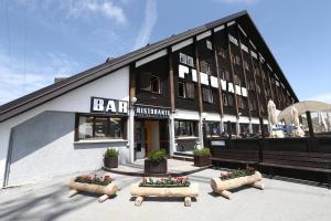 Albergo Quarto Pirovano - Hotel - Passo Stelvio / Prad am Stilfserjoch