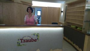 Aktiv-Hotel Traube, Szállodák  Wildermieming - big - 51