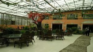 Qilianshan Ecological Garden, Holiday homes  Qilian - big - 21