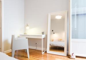 Les Loges des Chalets, Апартаменты  Тулуза - big - 10