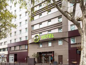 B&B Hôtel Paris Porte de la Villette - Pantin