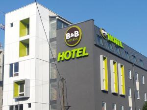 B&B Hôtel Paris Est Bobigny Universite