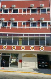 Отель Hotel Pousada do Papa, Апаресида