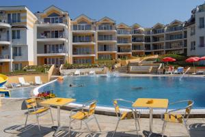 Apartments in Complex Panorama