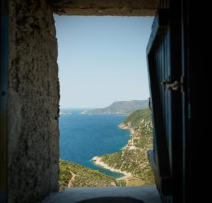 Windmill A Contemporary Icon Alonissos Greece