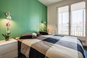 be3 - Vieux Port, Apartmanok  Marseille - big - 16